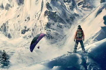 Steep - симулятор горнолыжника, раздаётся бесплатно