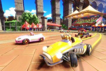Team Sonic Racing - у гоночной игры проблемы с производительностью