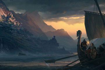 Утечка первых скриншотов из Assassin's Creed Ragnarok