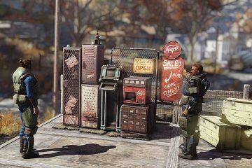 В Fallout 76 появятся персональные торговые автоматы