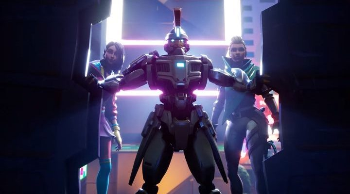 В Fortnite начался 9-й сезон