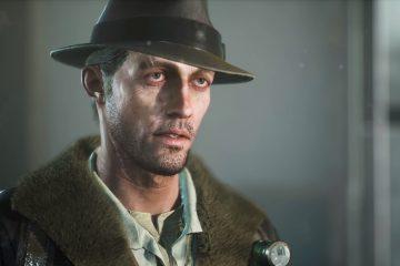 В новом видео по игре The Sinking City есть убийство, расследование и человек-обезьяна