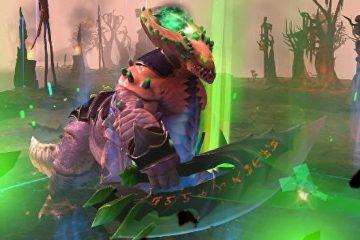 Underlord, как он появляется в Dota 2.