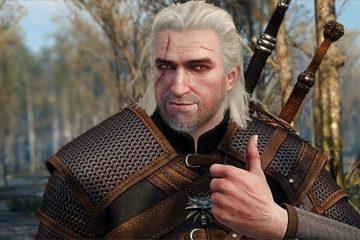 Ведьмак 3 выйдет Nintendo Switch в 2019 году