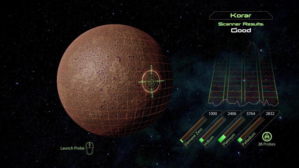 Разработка планет - серия Mass Effect