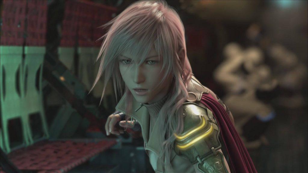 Первые 25 часов - Final Fantasy 13