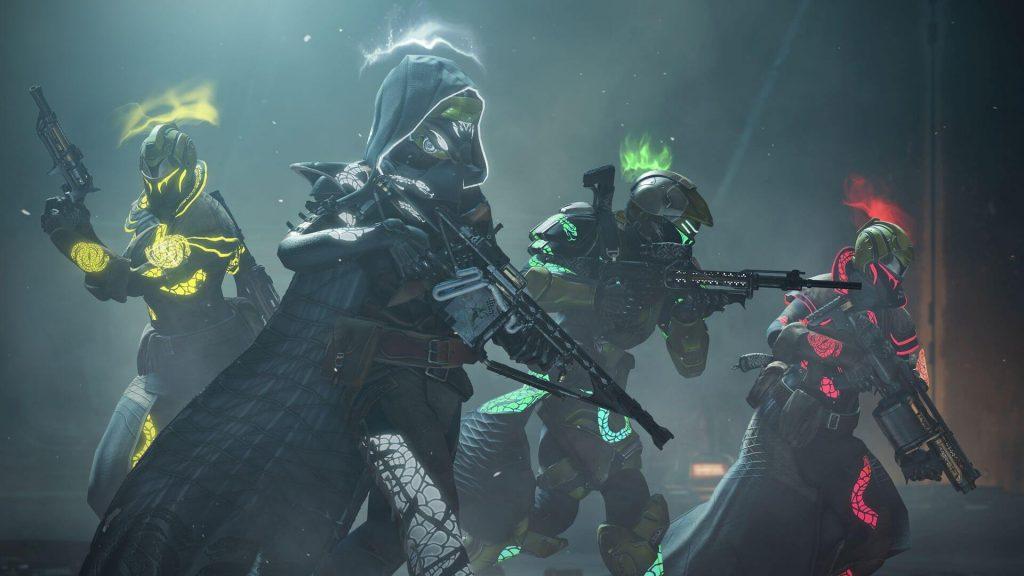Фарм ядер улучшения – Destiny 2