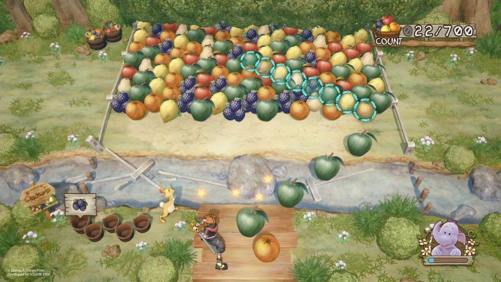 Лес Сотни Акров – Kingdom Hearts 3