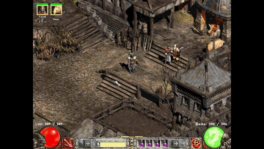 Вот как бы мог выглядеть ремастер Diablo 2