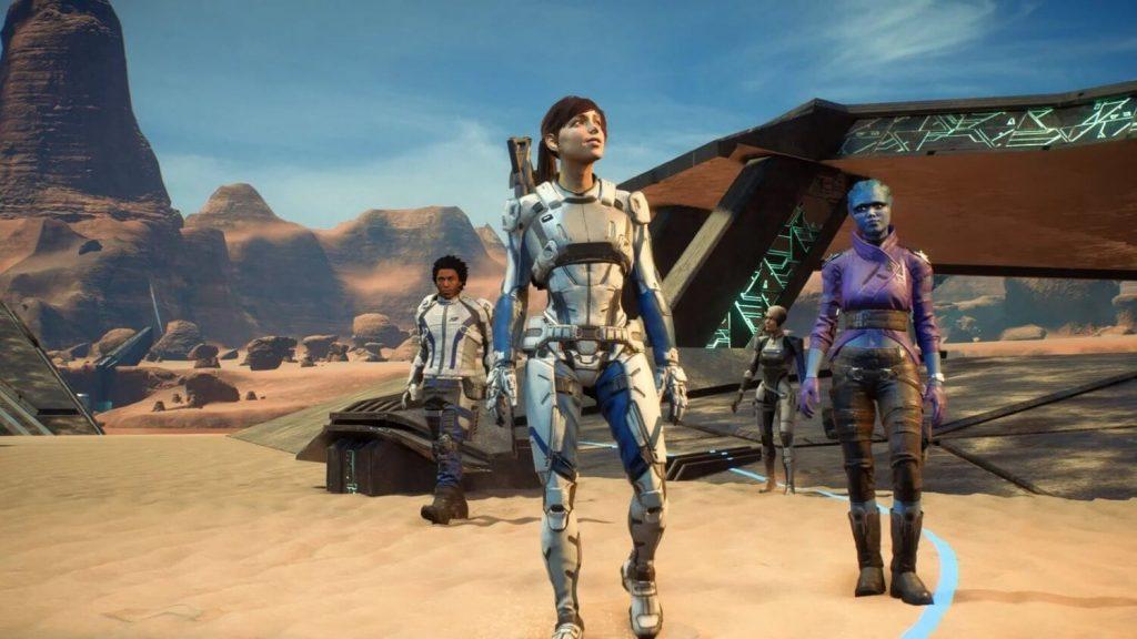 Все указывает на то, что Anthem повторит судьбу Mass Effect: Andromeda