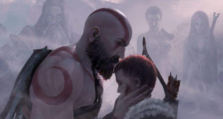 Вышел документальный фильм о создании God of War