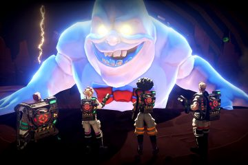 Вышел ремастер Ghostbusters The Video Game