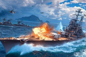 Wargaming рассказала о консольной версии World of Warships: Legends