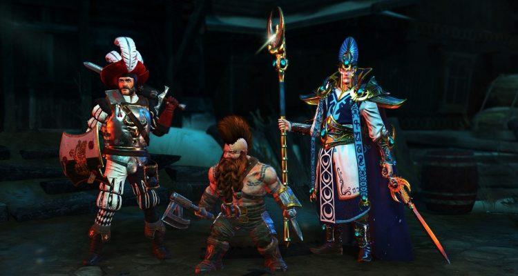 Warhammer: Chaosbane - авторы представили бестиарий монстров