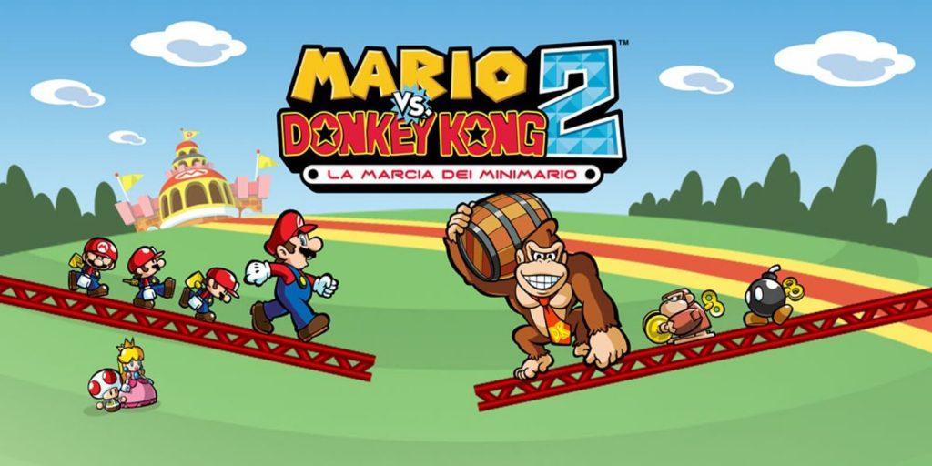 Владелец парка развлечений - Mario vs. Donkey Kong 2: March of the Minis