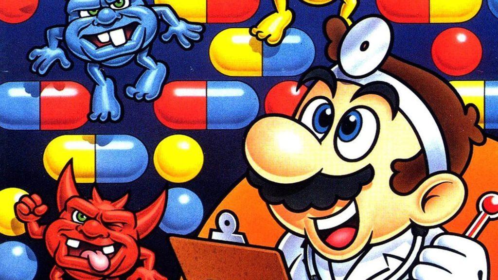 Доктор - Dr. Mario