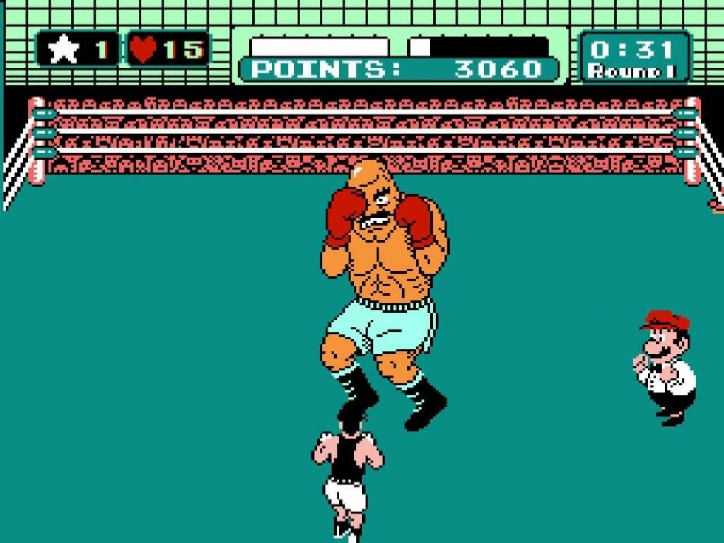 Бокс-рефери - Punch-Out!