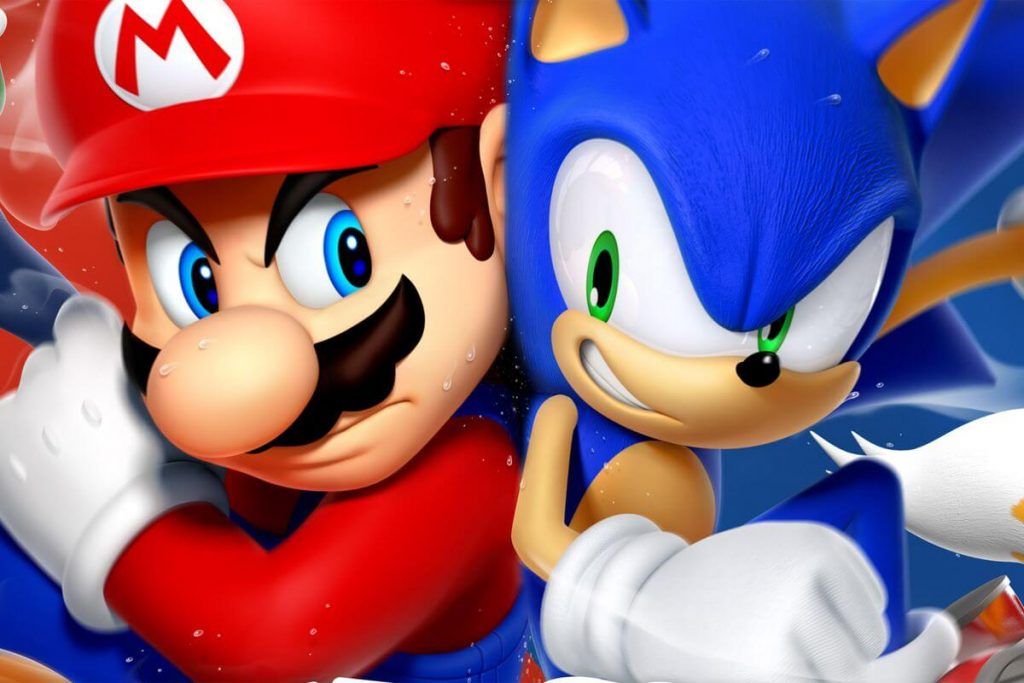 Участник Олимпийских игр - Mario and Sonic at the Olympic Games