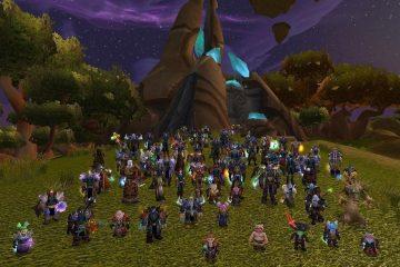 World of Warcraft Classic - дата выхода и даты бета-тесты