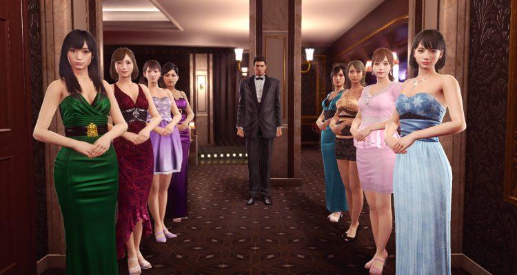 Появился первый «голый» мод для Yakuza Kiwami 2