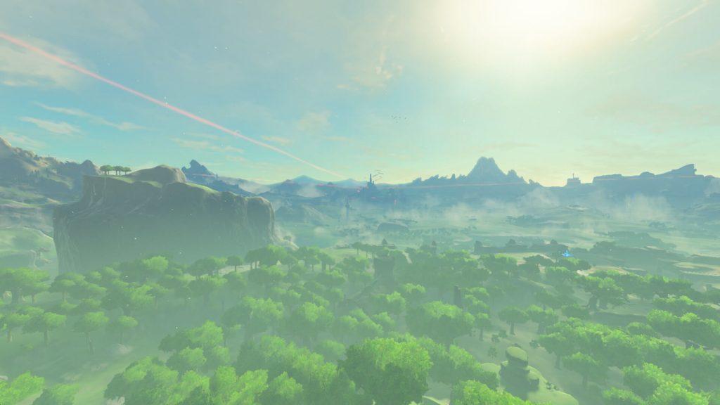 Теперь можно играть в The Legend of Zelda: Breath of the Wild в режиме от первого лица
