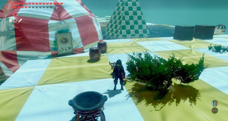 Мод для Zelda: Breath of the Wild позволяет менять цвет кожи Линка