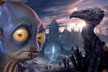 10-минутный геймплей из Oddworld Soulstorm