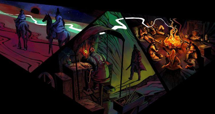 Alder's Blood - представлен новый трейлер и подробности об игре