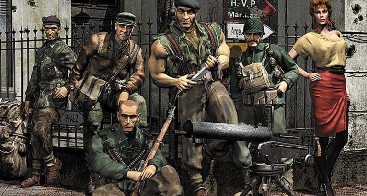 Анонсирован ремастер Commandos 2: Men of Courage