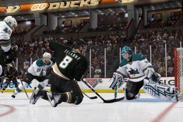 Анонсирована НХЛ 20 - игра предложит режим Battle Royale