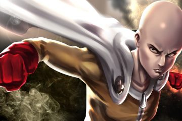 Анонсирована One Punch Man: A Hero Nobody Knows