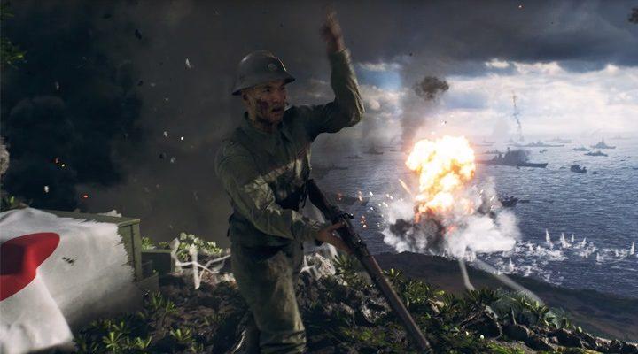 Battlefield 5 получит карты в Тихом океане для японской фракции