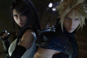 Битва с боссами в Final Fantasy 7 Remake - первый игровой процесс