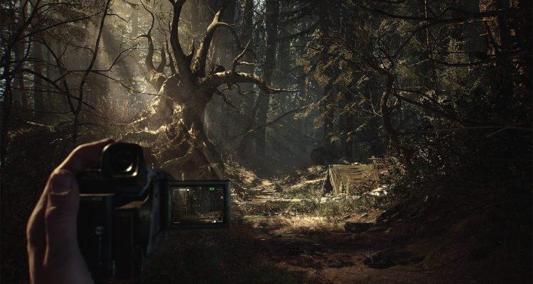 Blair Witch - фрагменты геймплея и комментарии авторов