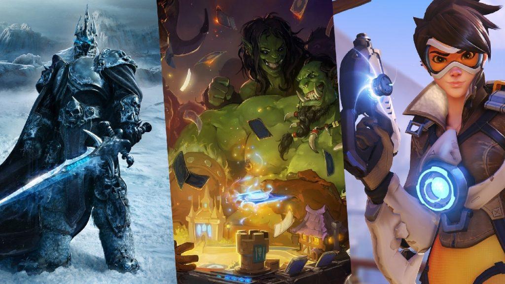 Blizzard - сверхурочная работа всегда была нормой