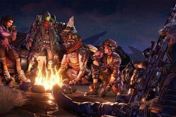 Borderlands 3 - десять минут игрового процесса