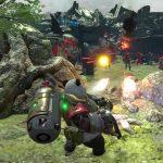 Contra: Rogue Corps – твин-стик шутер с пандой-киборгом