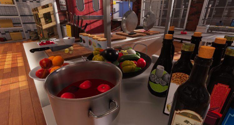 Cooking Simulator - объявлена дата выхода