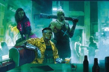 Cyberpunk 2077 - несколько концовок и фото-режим