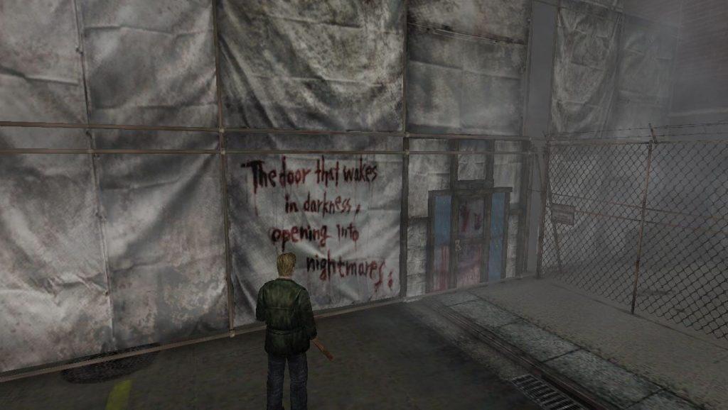 Сущность сюжета в хоррор-играх