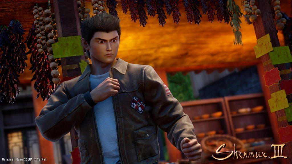 Shenmue 3 будет эксклюзивом для Epic Games Store