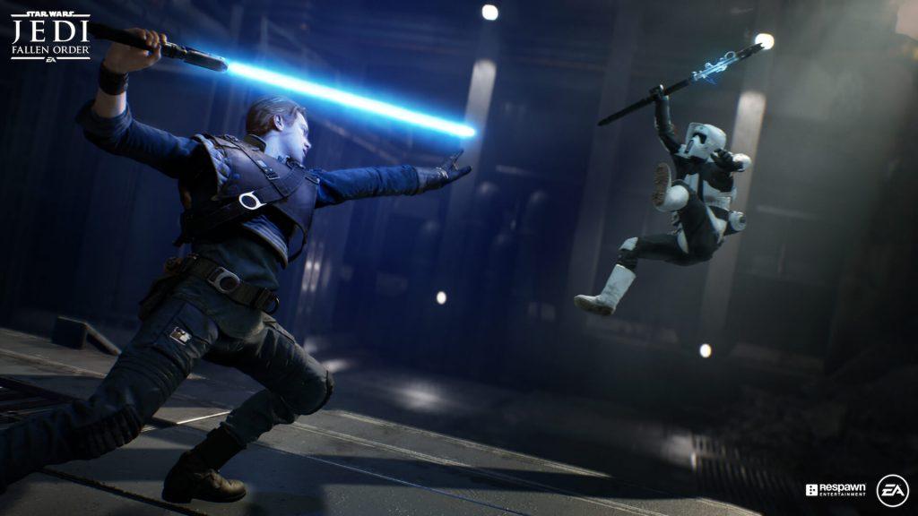 Геймплей Star Wars Jedi: Fallen Order