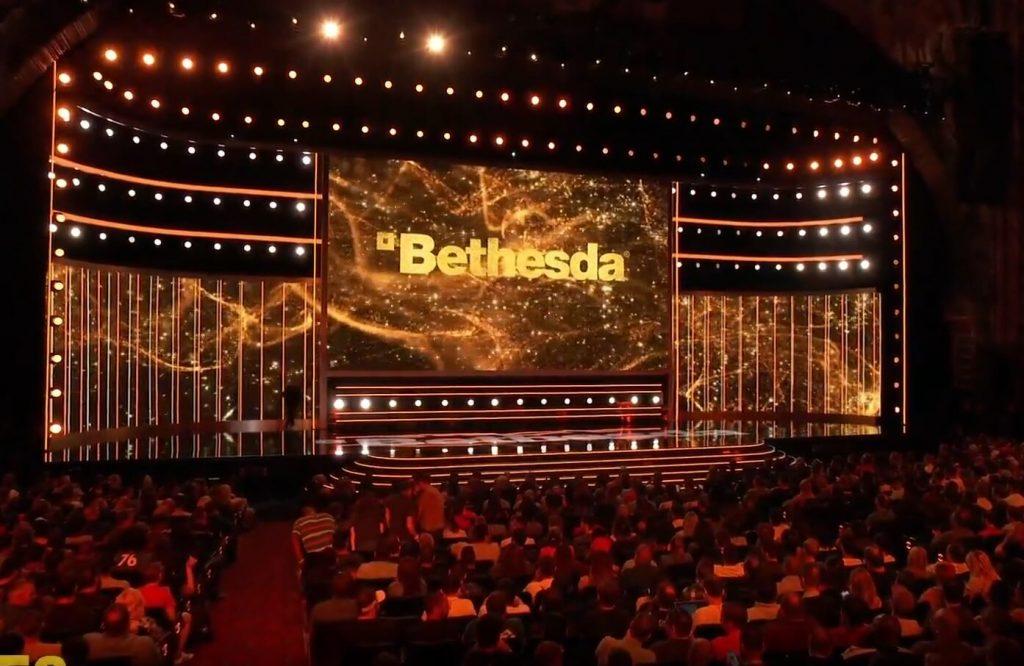 Аудитория Bethesda на E3