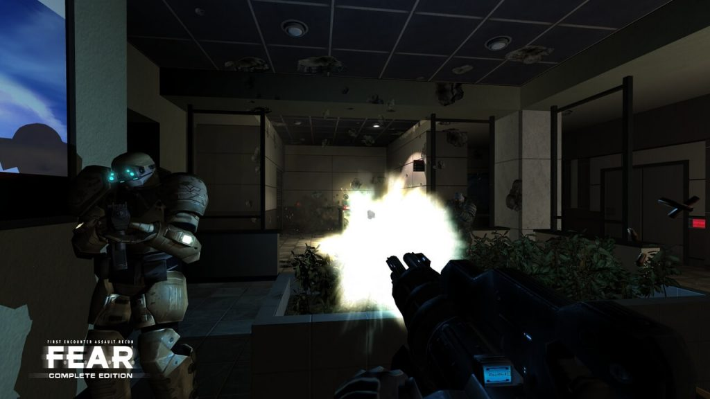 F. E. A. R. Complete Edition Mod улучшает мультиплеер и AI