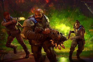 Gears 5 будет поддерживать разделение экрана на 3 игрока на ПК