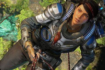 Gears 5 выйдет в начале сентября, точная дата будет объявлена на E3