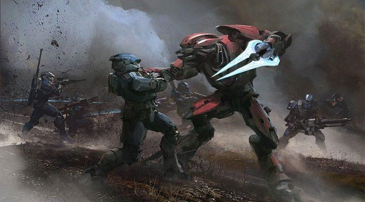 Halo Reach на ПК - первый геймплей и начало бета-тестов