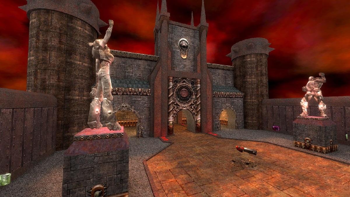 ИИ проанализировал 450 000 матчей в Quake 3 и победил