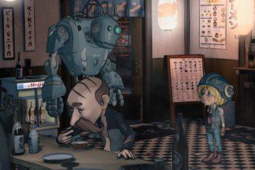 Испытайте дэмо игры Encodya, point-and-click адвенчура о девочке и её роботе