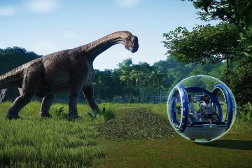Jurassic World Evolution в июне получит DLC Claire's Sanctuary